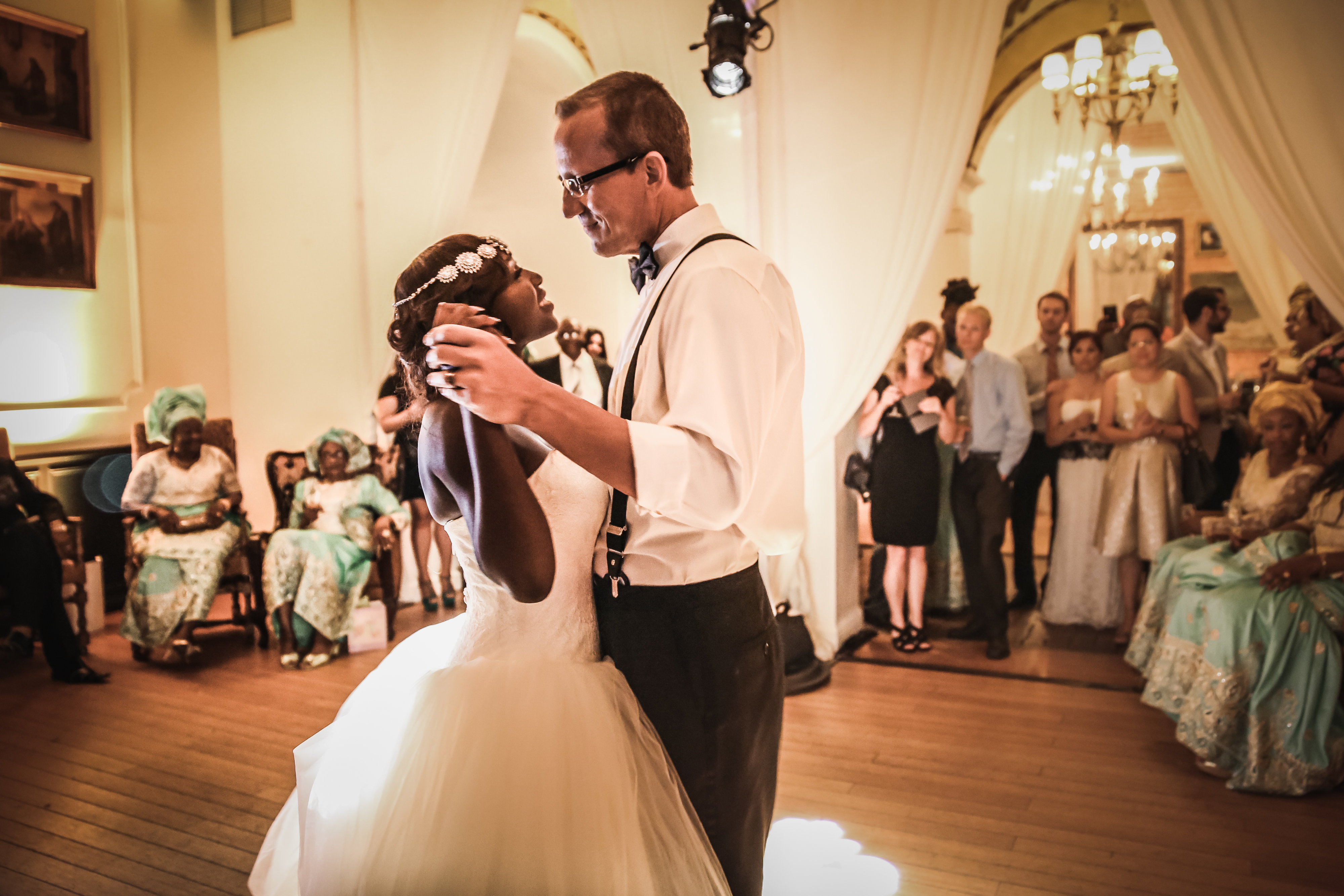 african wedding, carondelet house, LA wedding, dj eko, heartbeats everywhere
